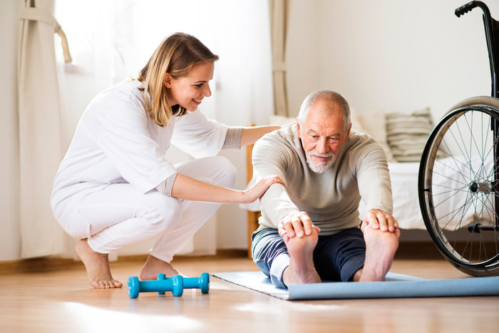Osteopathy and Elderly People