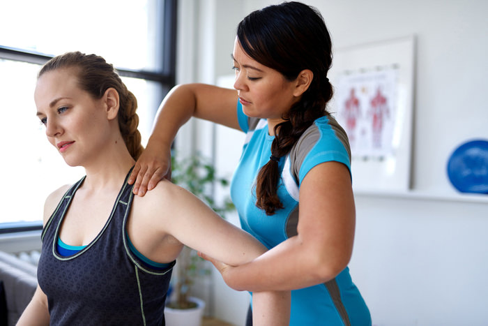 Osteopathy for Shoulder Pain